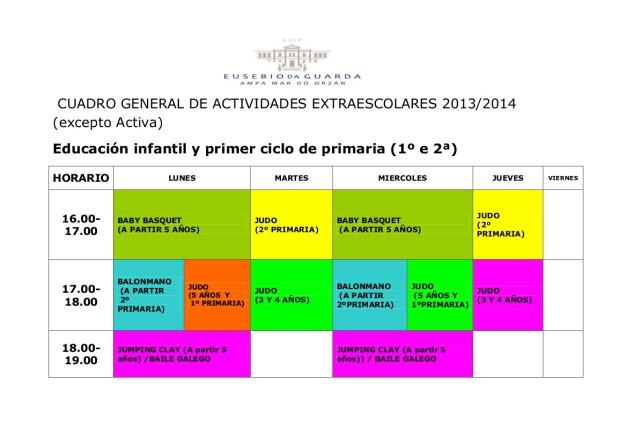 Cadro xeral de actividades 2013-14 combinado[1]