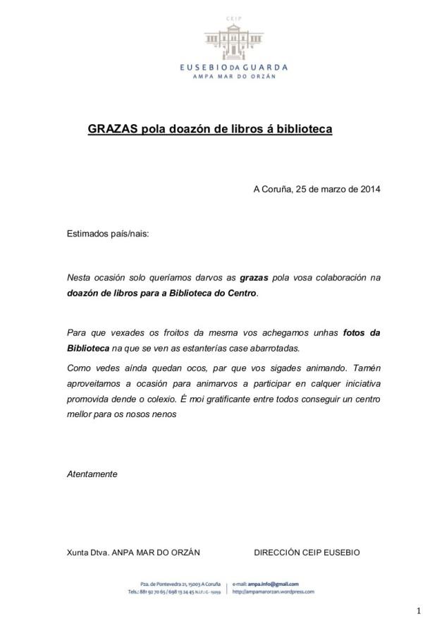 gracias DONACIÓN LIBROS-4